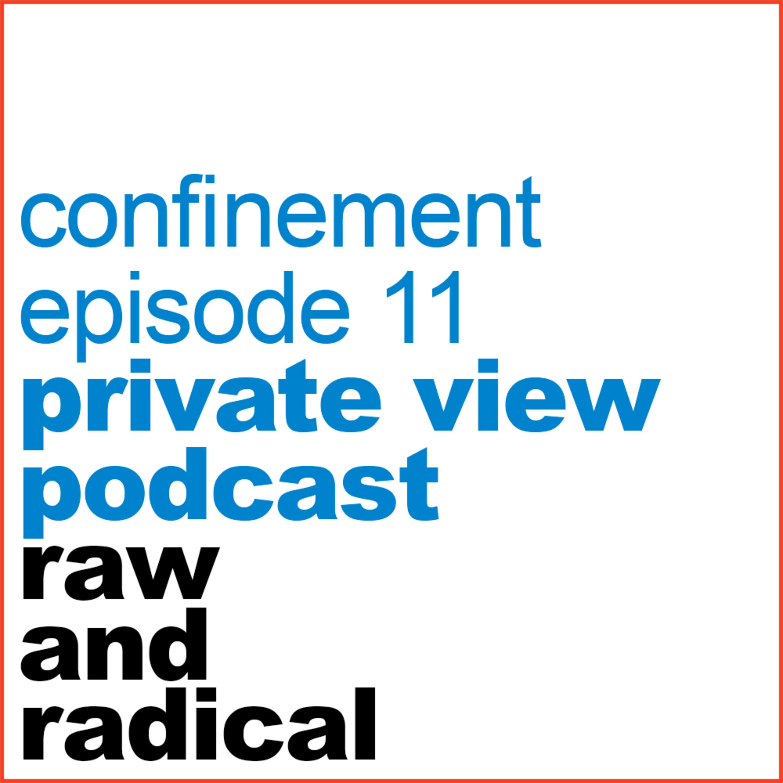 PRIVATE VIEW EPISODE 11 - CONFINEMENT