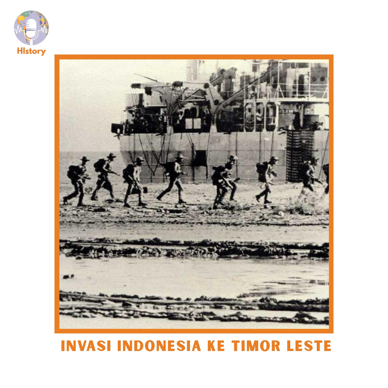 INVASI INDONESIA KE TIMOR LESTE 1975