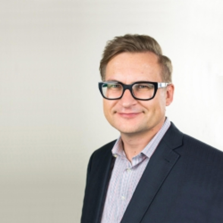 Marek Rucinski – Deputy Commissioner, Smarter Data Program
