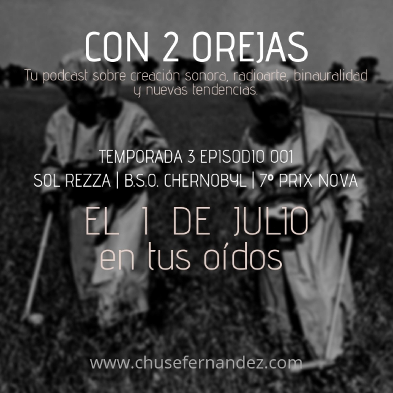 PROMO CON2OREJAS. T3 Ep.01
