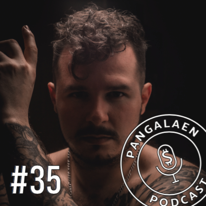 "#35 – Nathan Popa – ""I would like one woman, please!"""
