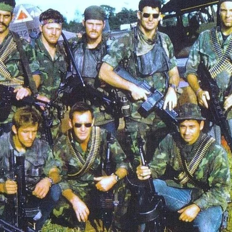 17 - Navy SEALs Wore Jeans in Vietnam with Chris Danforth