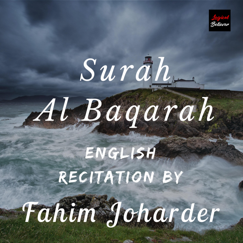 Surah Al Baqarah- Complete English Recitation