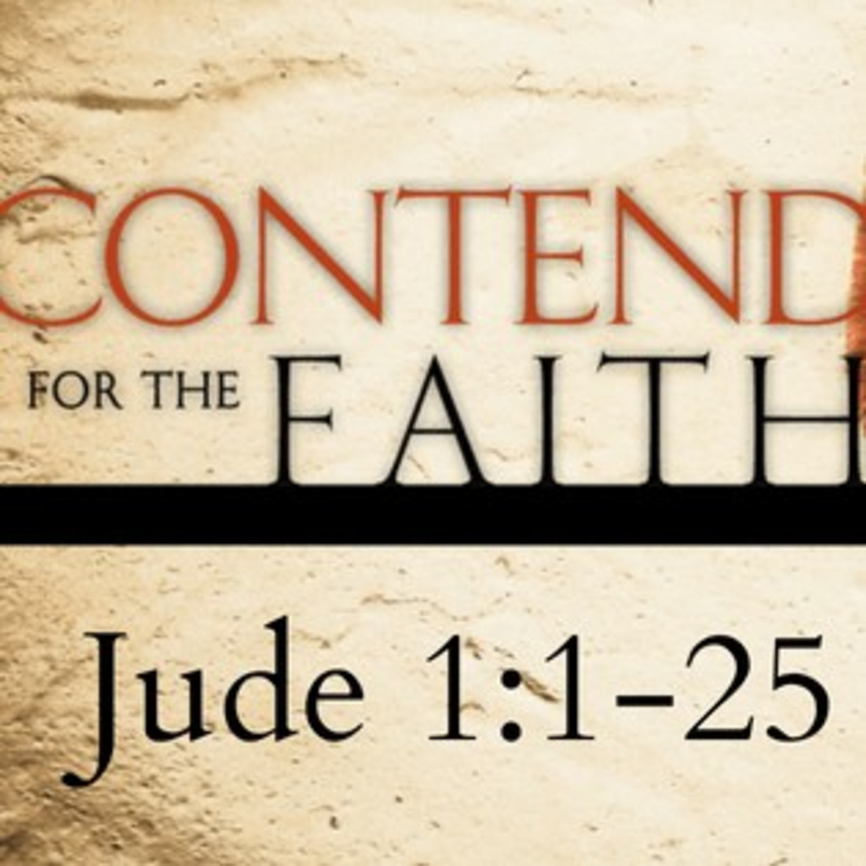 Contend For The Faith (Stand With God)