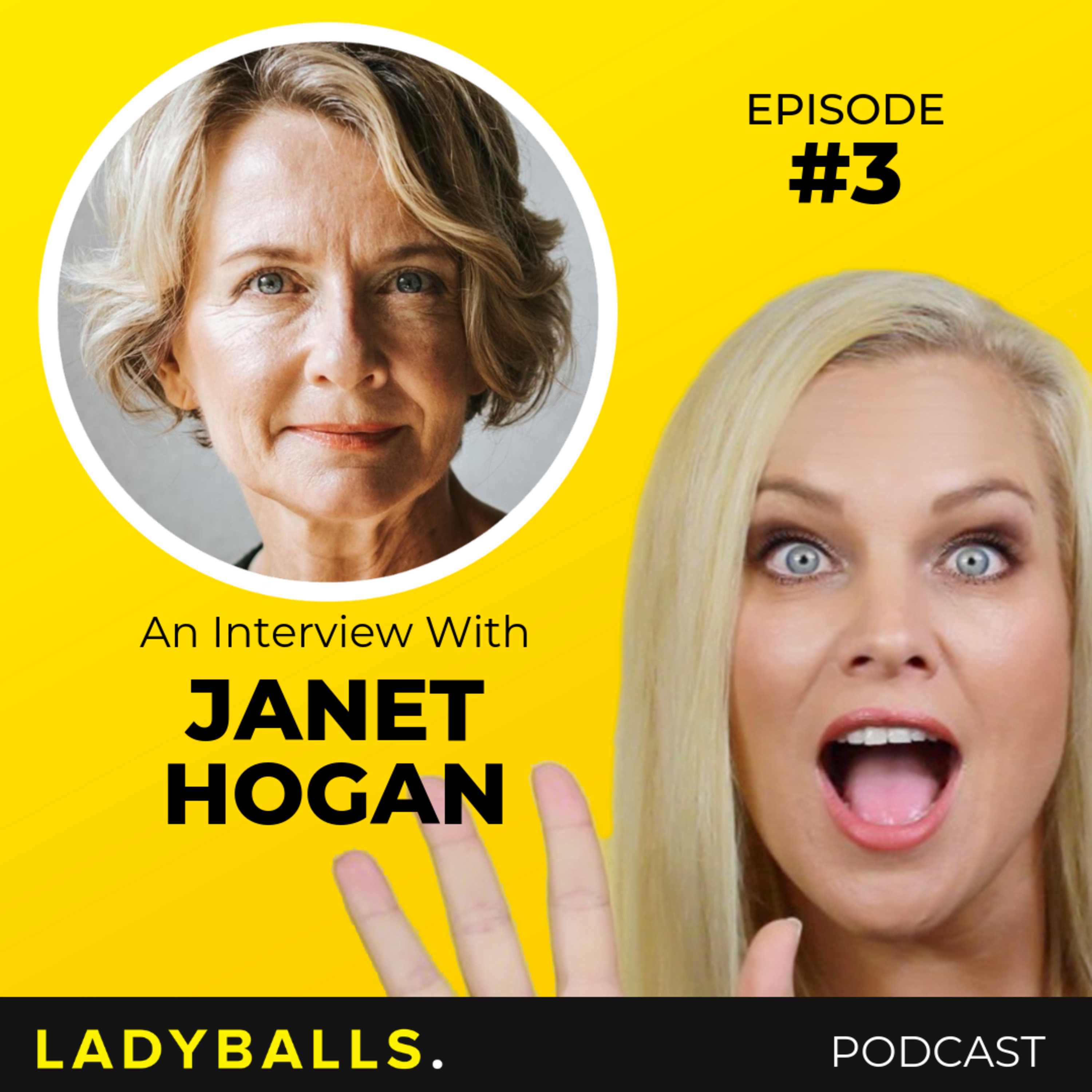 Interview with Janet Hogan on childhood trauma and your subconscious mind