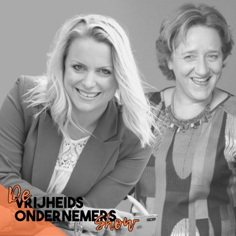 151. Yvonne Lagewaard - Branding, Business en meer Vrijheid