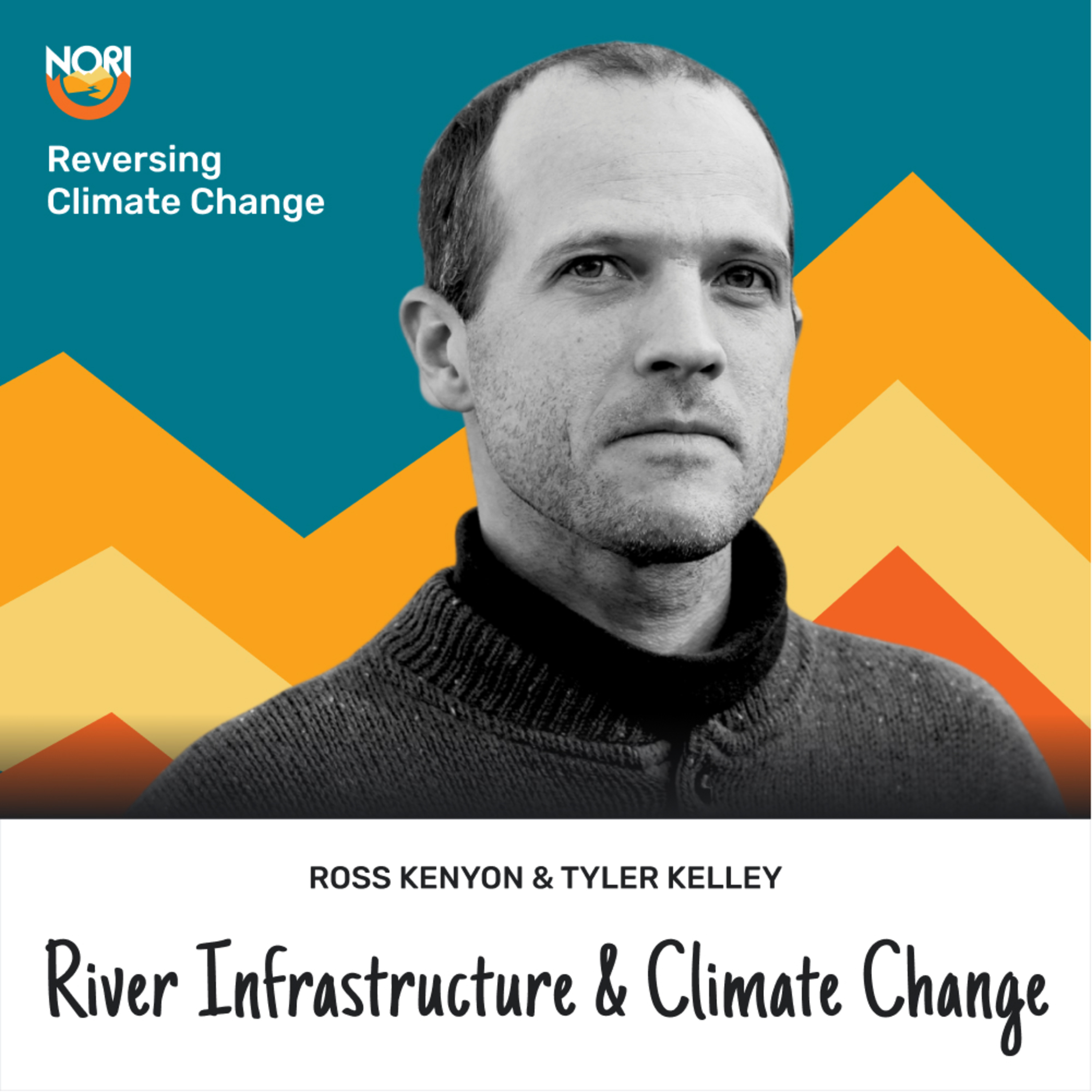 S2EP68: What would happen if our rivers ran wild?—w/ Tyler J. Kelley, author of Holding Back the River