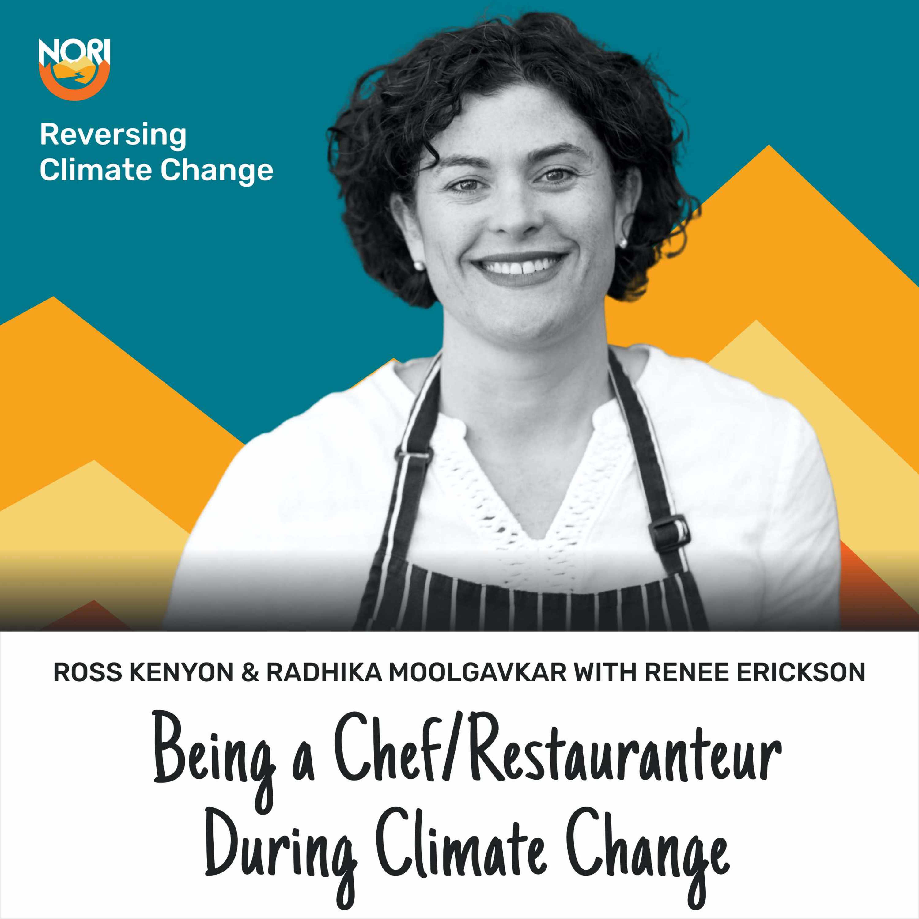 S2E73: The challenges of being a chef/restauranteur in climate change—w/ Renee Erickson of Sea Creatures