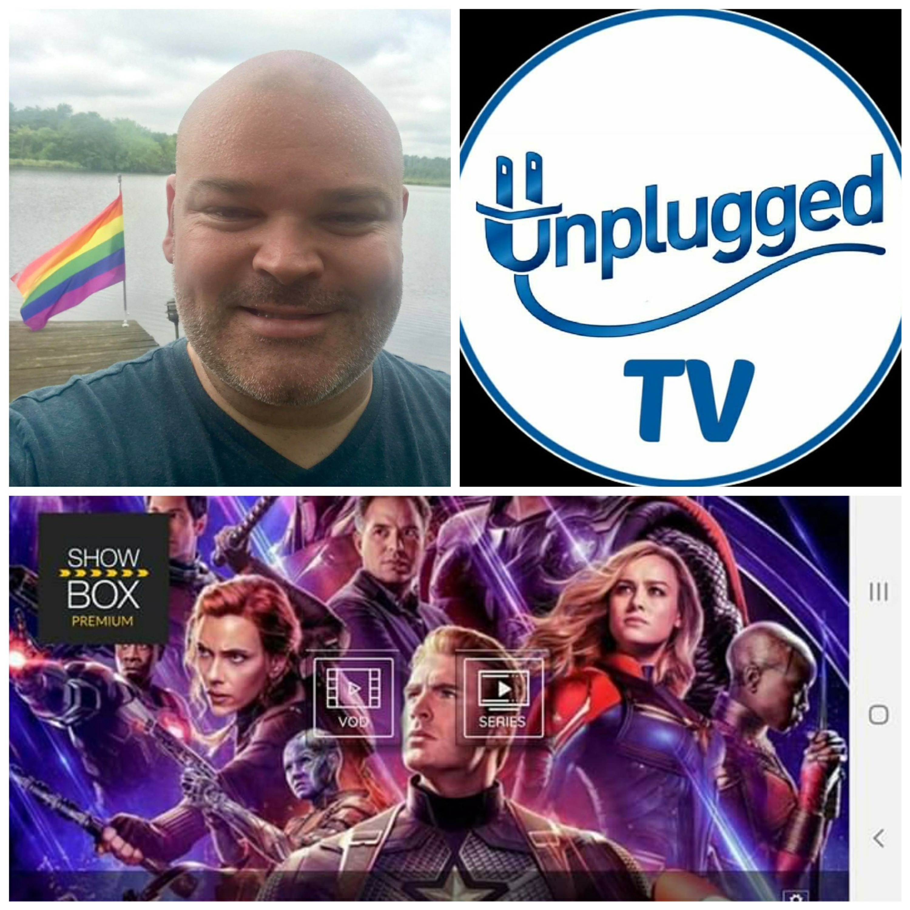😎 S3Ep16 : Johnny Evangelista , ShowboxPremium , Unplugged Tv ,   Winner Of Fall Give Away