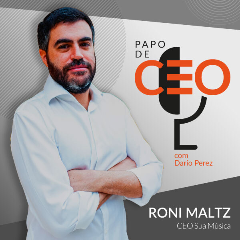 Roni Maltz - Sua Música | A Potência Brasileira do Streaming