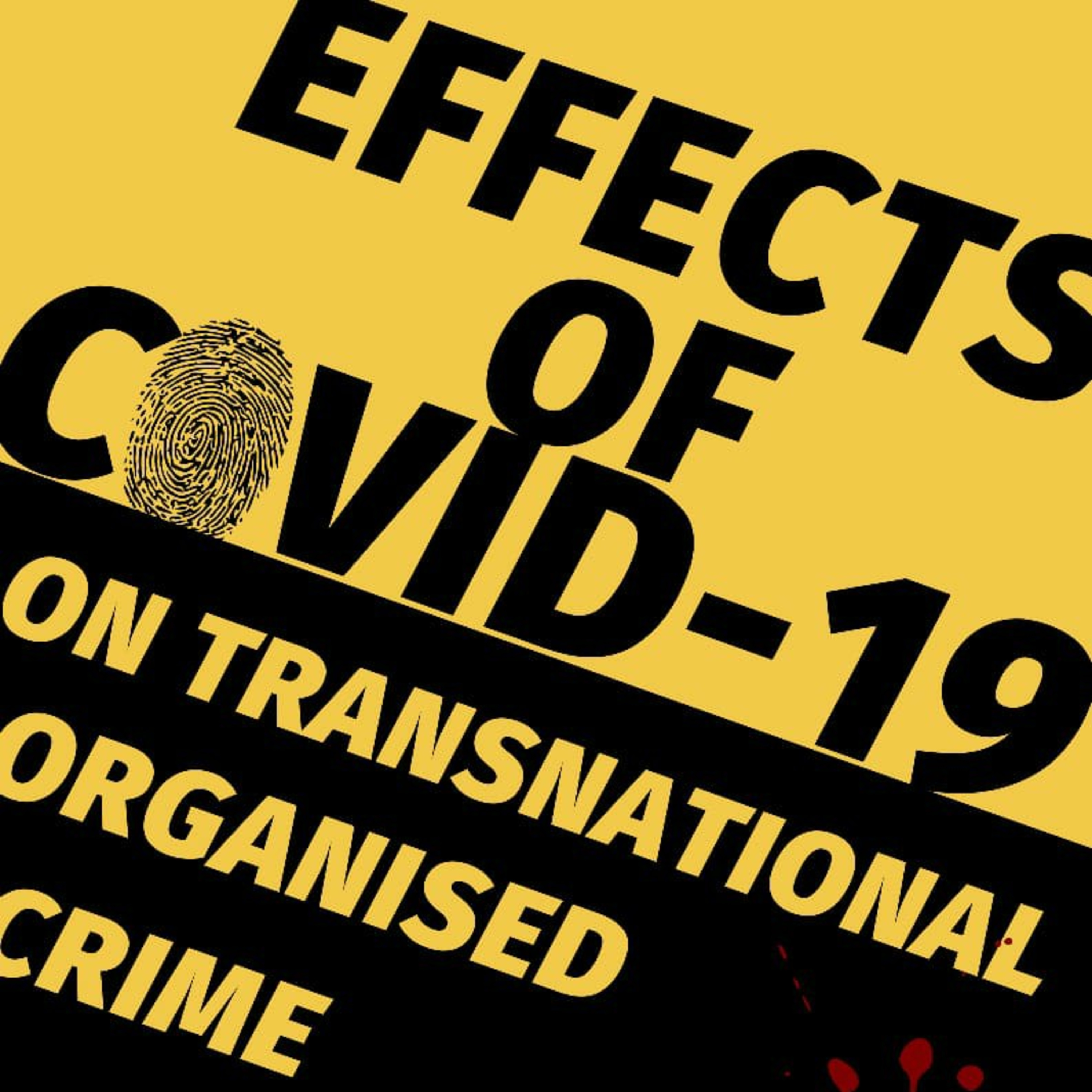 Effects of COVID-19 on Transnational Organized Crime