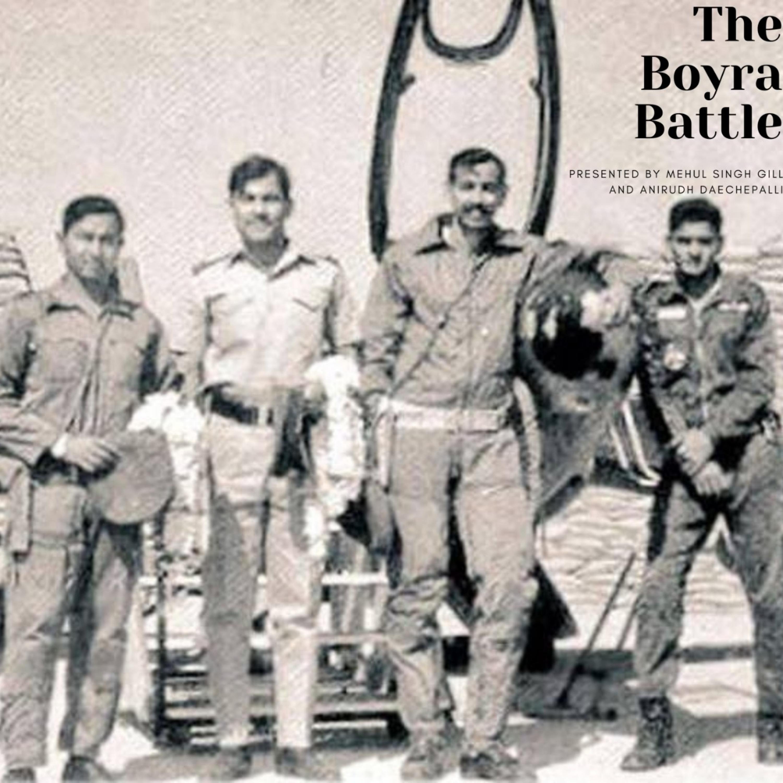 The Boyra battle - 1971