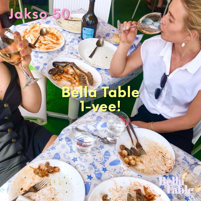 50. Bella Table 1-vee!