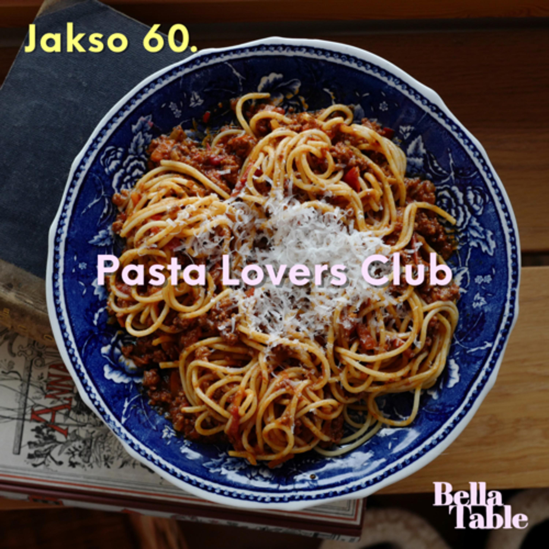 60. Pasta Lovers Club