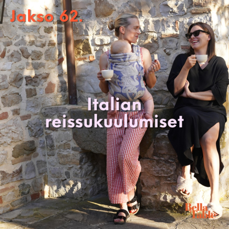 62. Italian reissukuulumiset