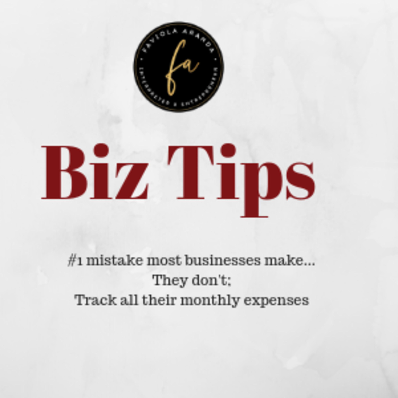 Episode 013: Monday Biz Tips: Starting Your Own Business and Entrepreneurship journey (2019) #TheCEOHustler