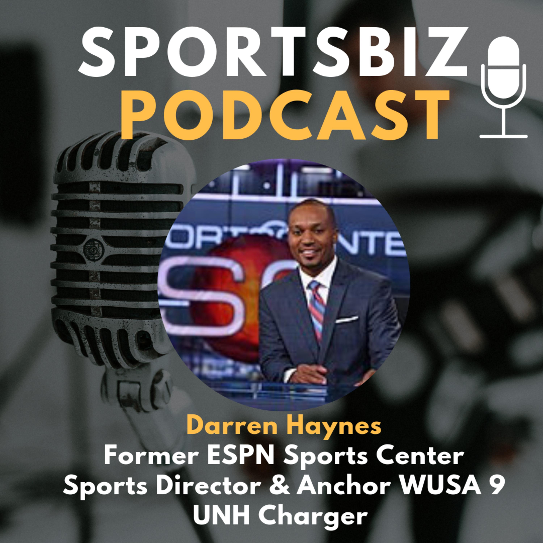 Darren Haynes Former ESPN Sports Center Host