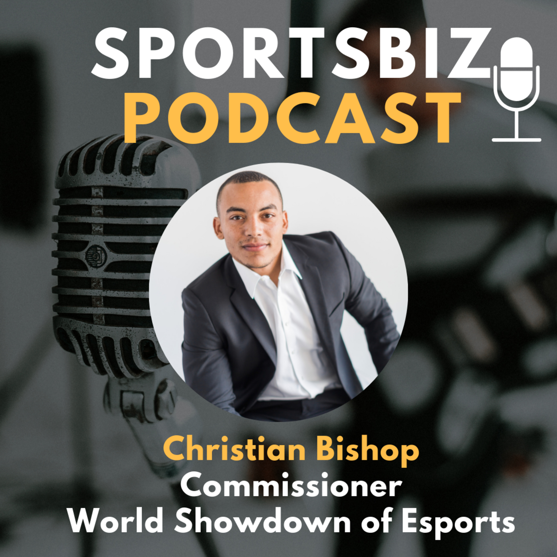 Christian Bishop Commisioner World Showdown of Esports