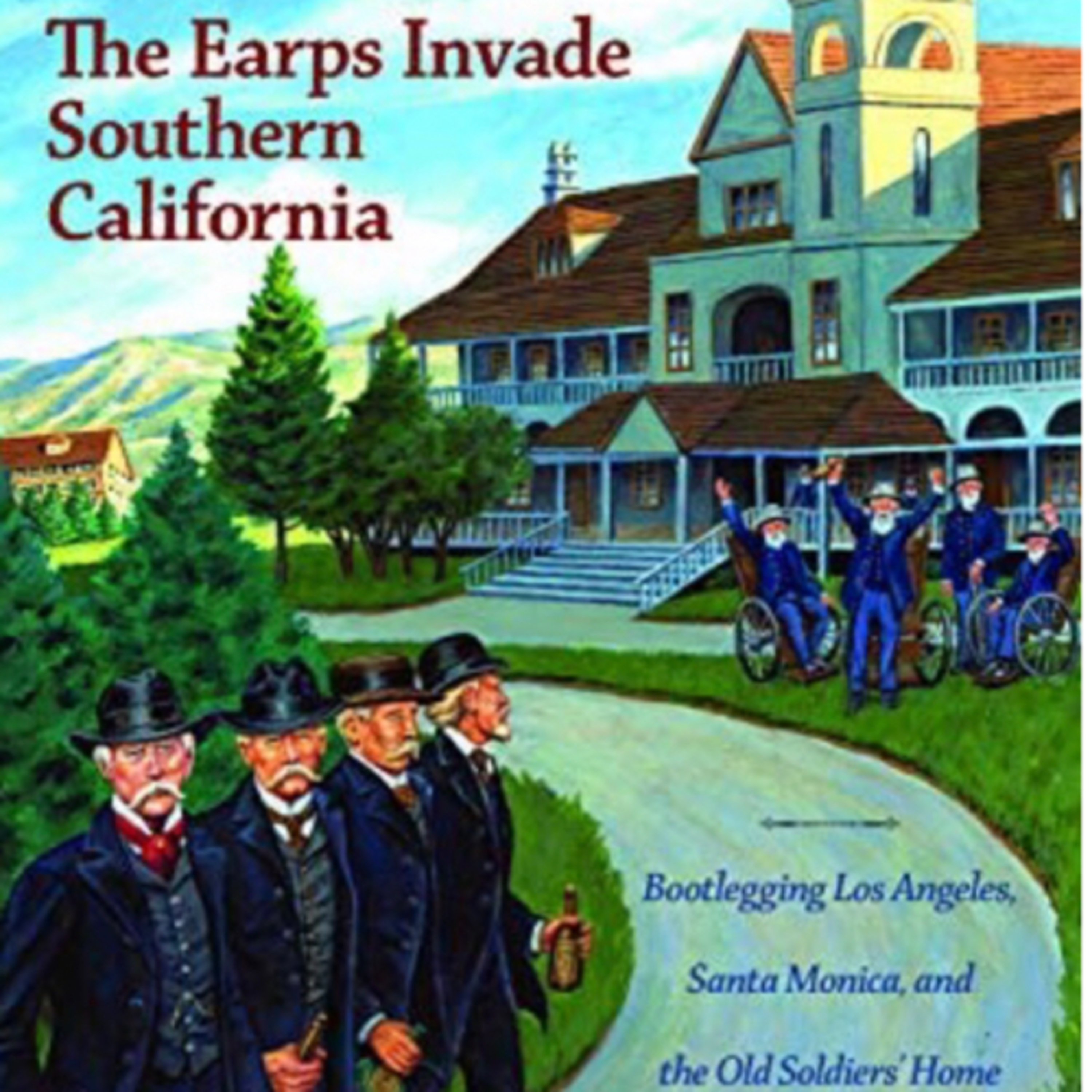 History Series Part 7 - David de Haas talks about The Earp's in Southern California.