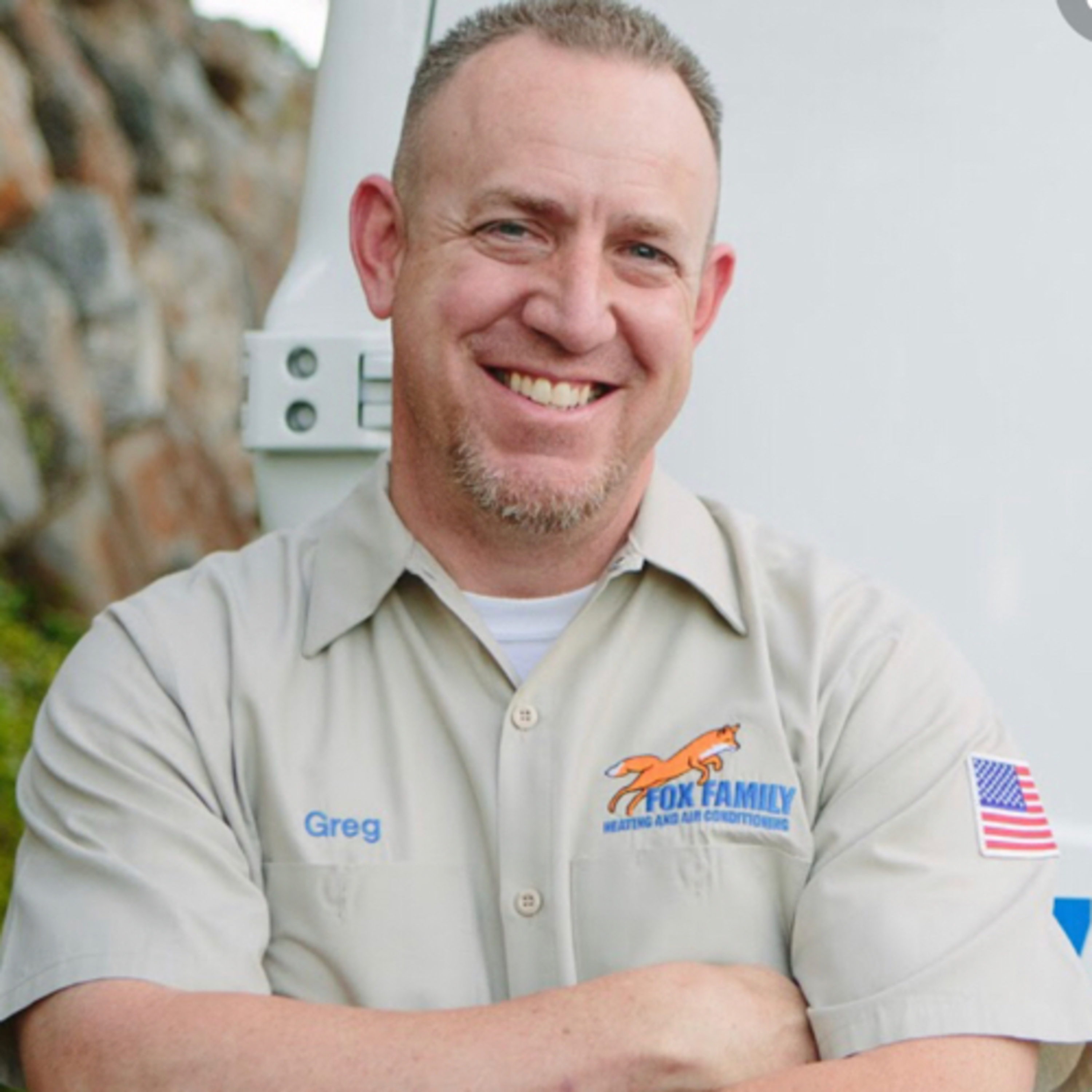 Open Talk with Greg Fox, owner of Fox Heating and Air Conditioning