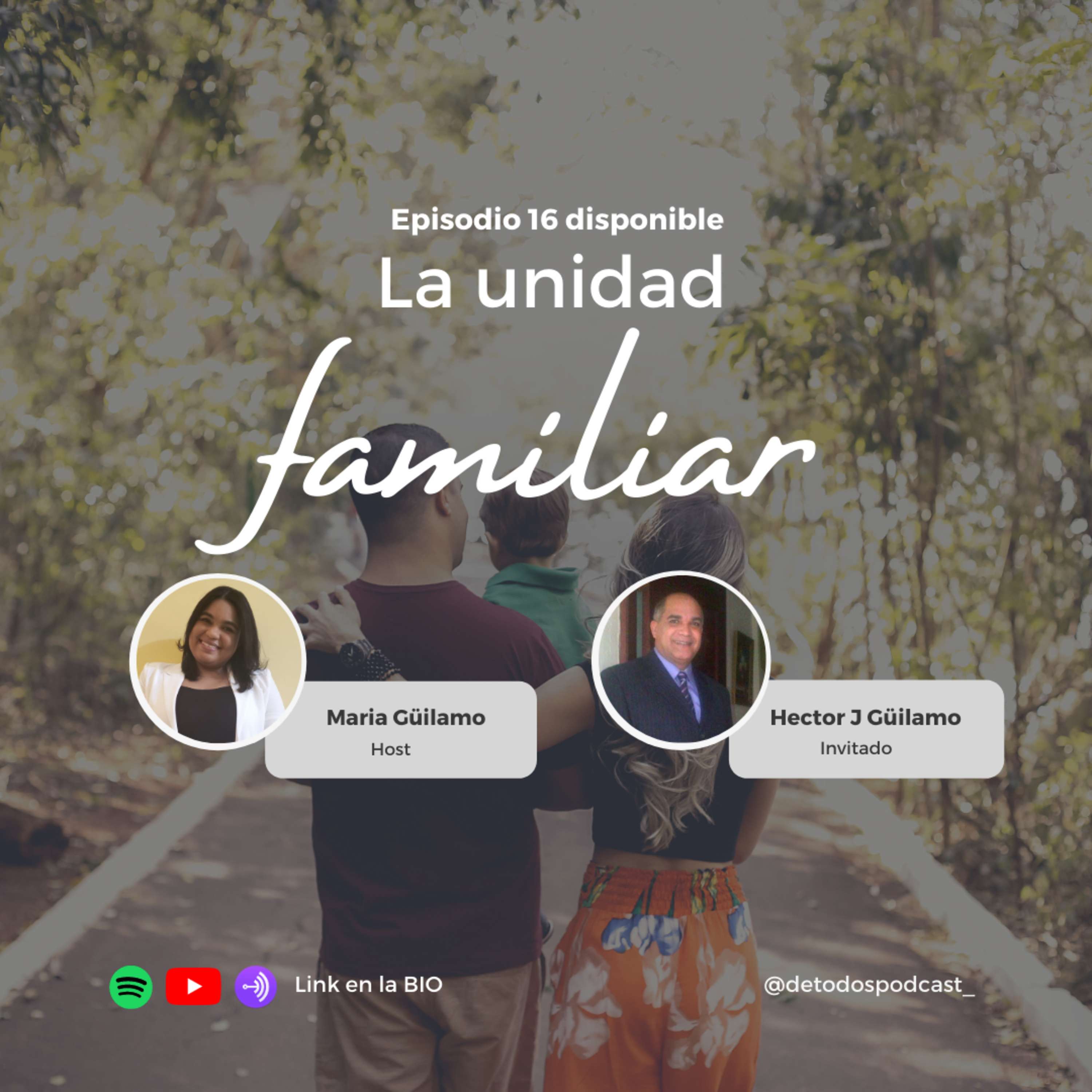La unidad familiar- Episodio 16