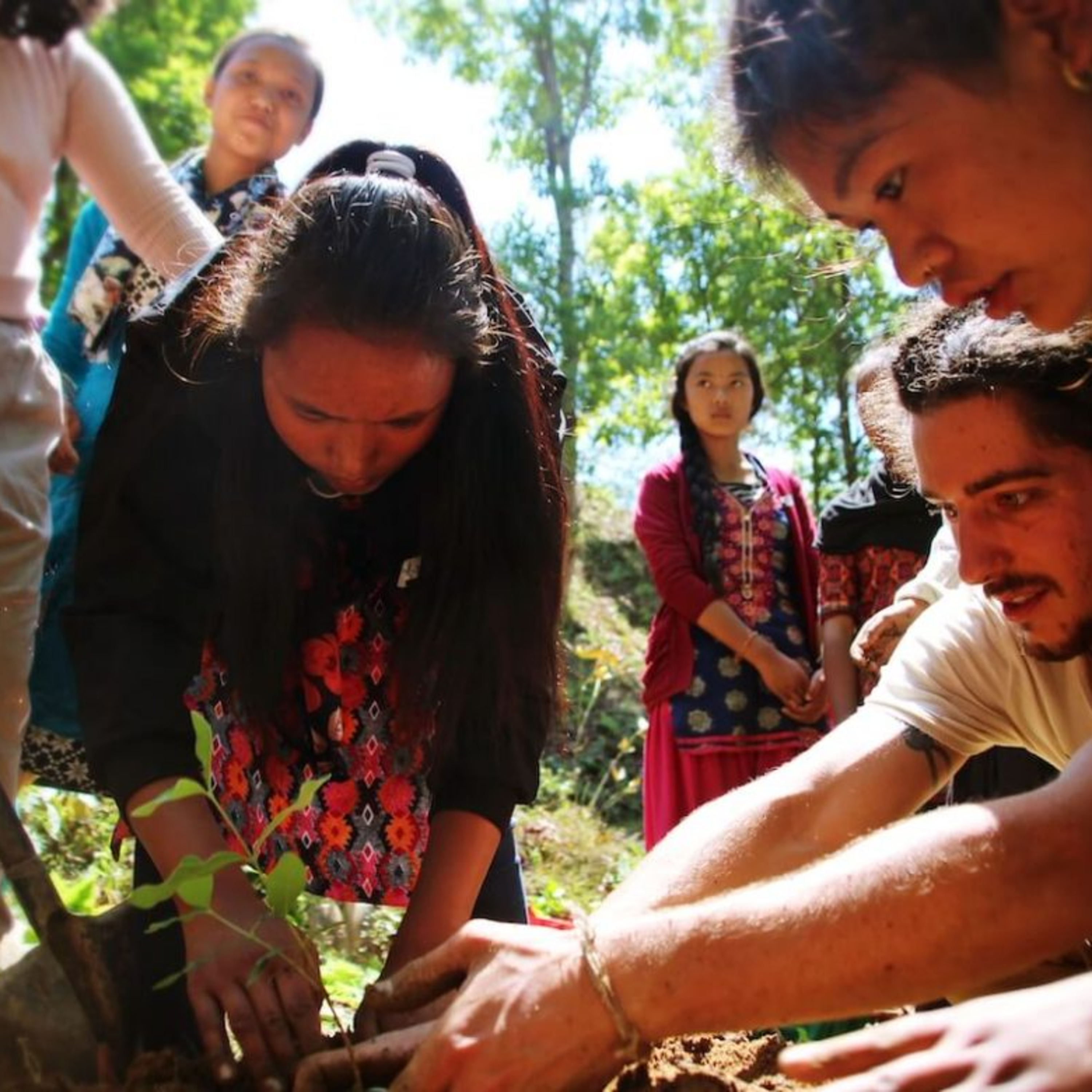 Finding & Rebuilding Community in Nepal with Conscious Impact