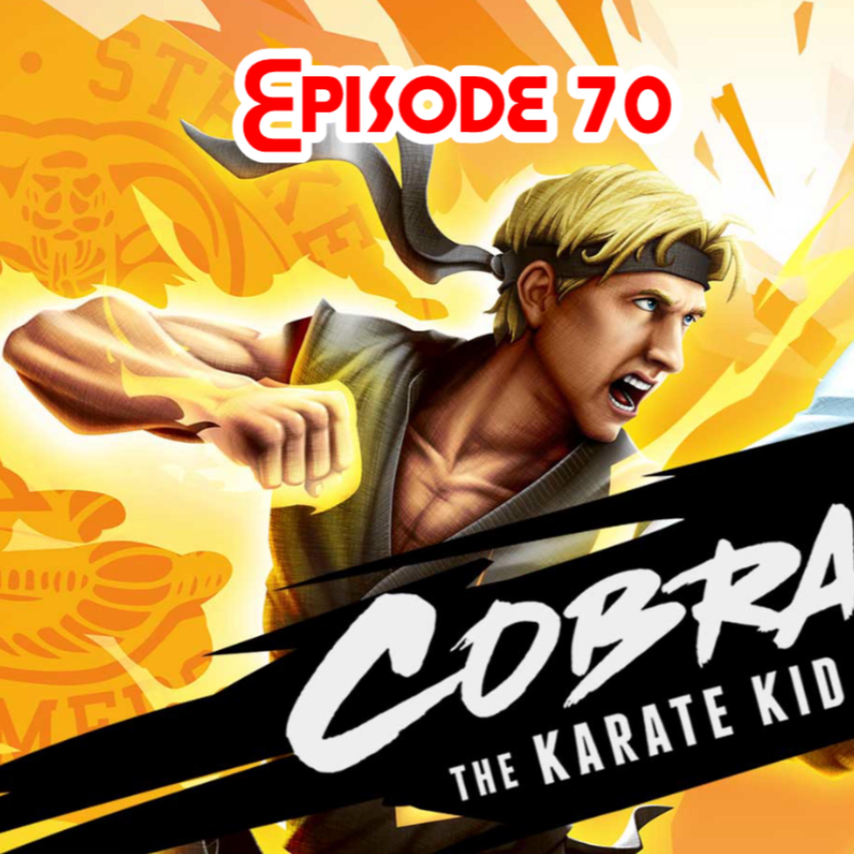 Premium Edition Mean Tweets & Cobra Kai: The Karate Kid Saga Continues