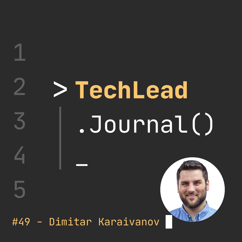 #49 - Visualizing Your Value Stream With Kanban - Dimitar Karaivanov