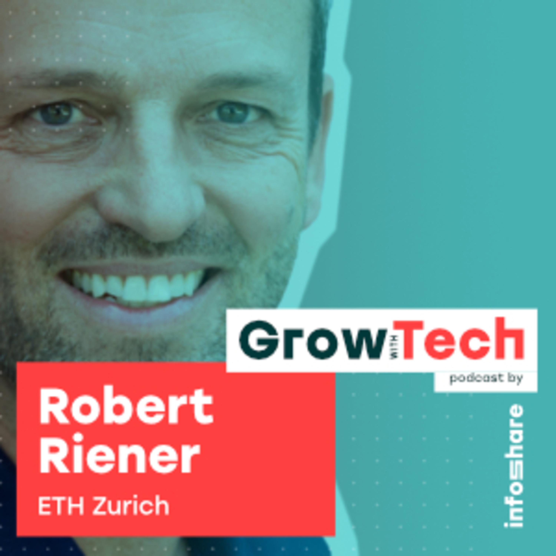 Real-life cyborgs | Robert Riener (ETH Zurich)