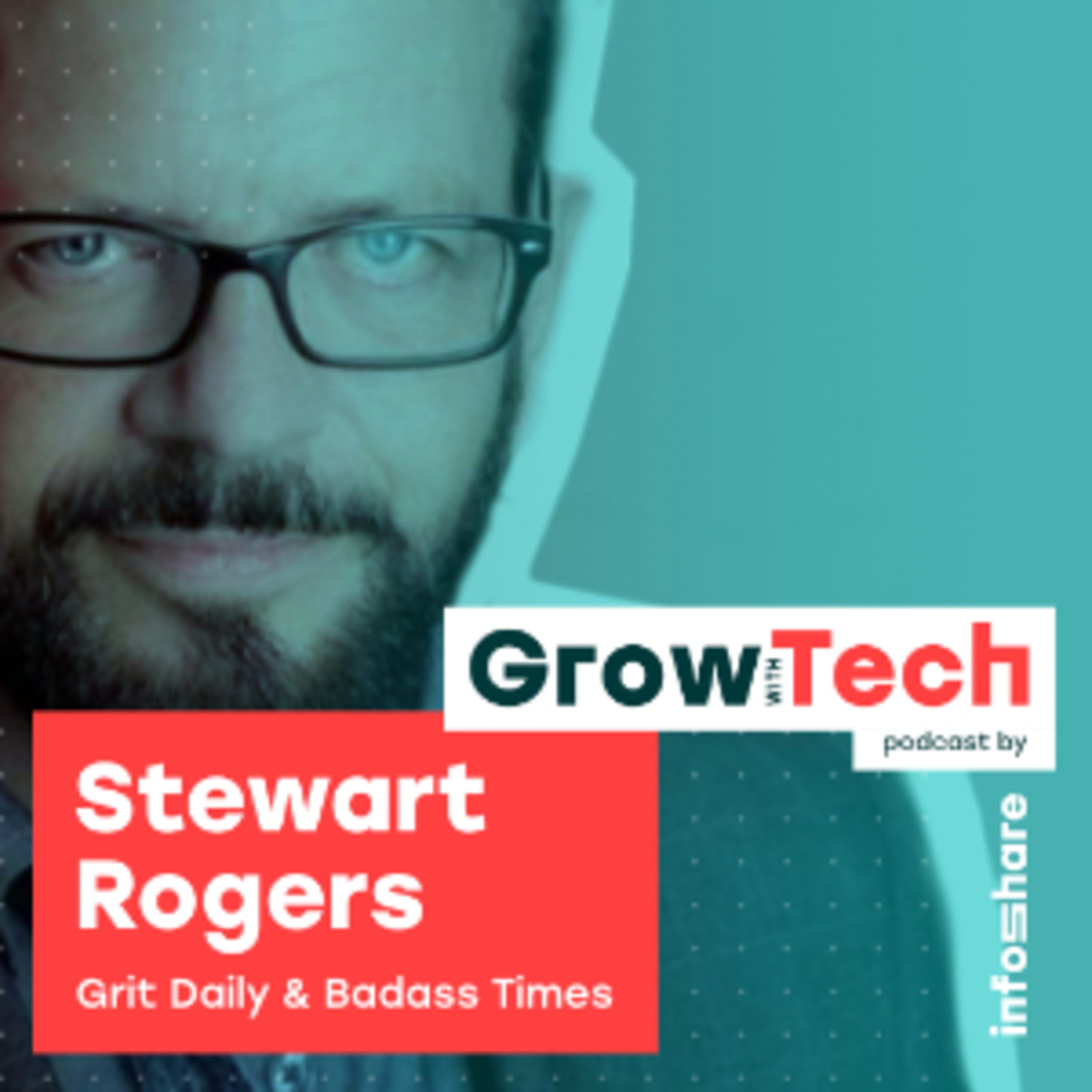 How AI can change the way we live, work and love? | Stewart Rogers