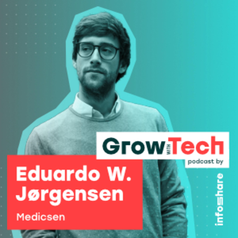 Wearable innovation for patients with chronic diseases │Eduardo W. Jørgensen (Medicsen)