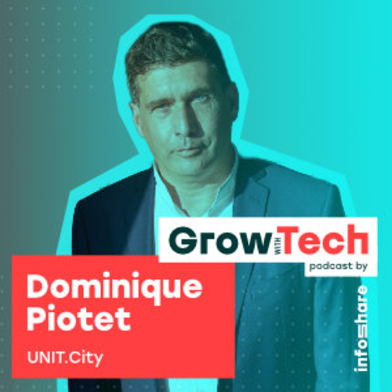 The startup scene in Ukraine | Dominique Piotet (UNIT.City)