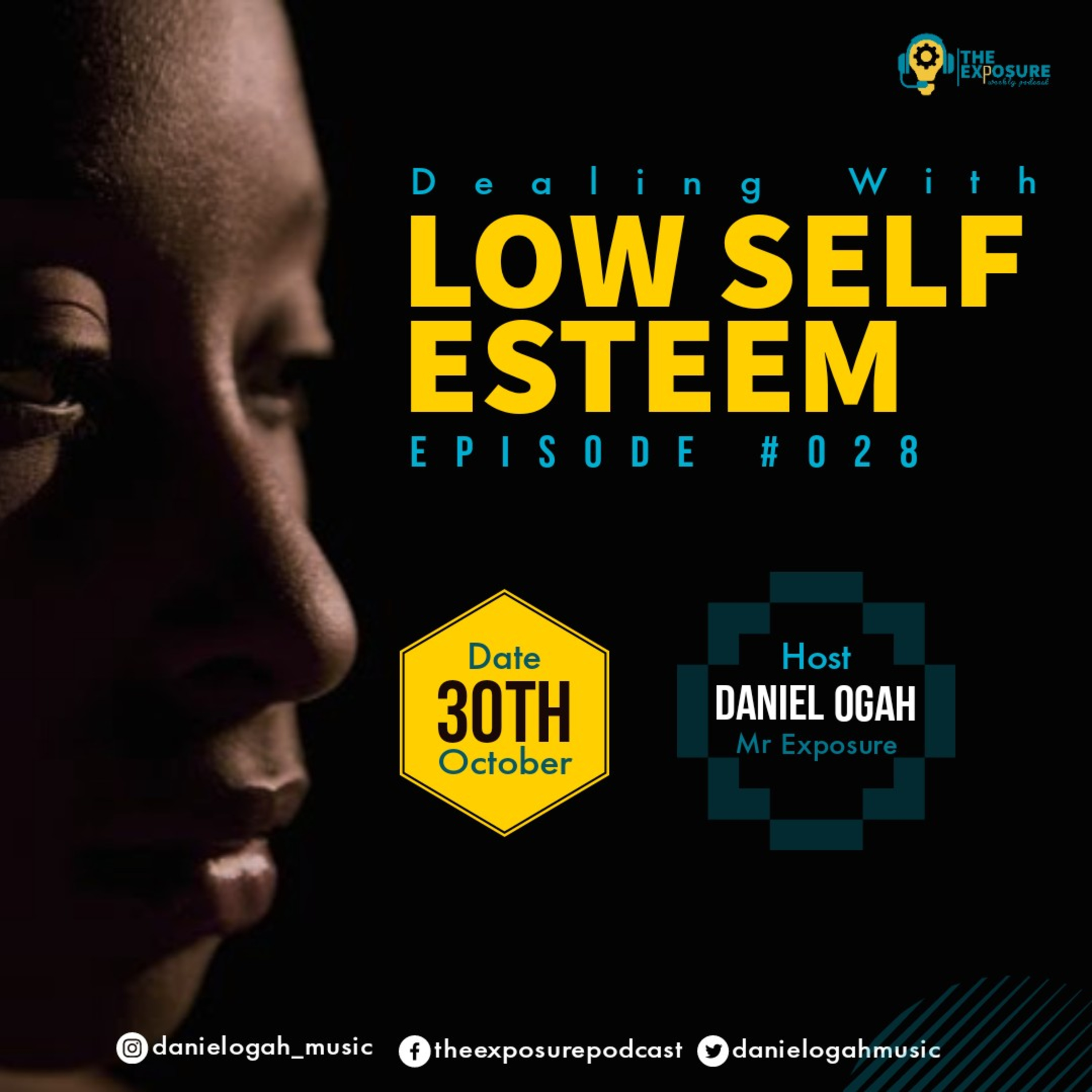 The Exposure Weekly Podcast With DANIEL OGAH on Jamit