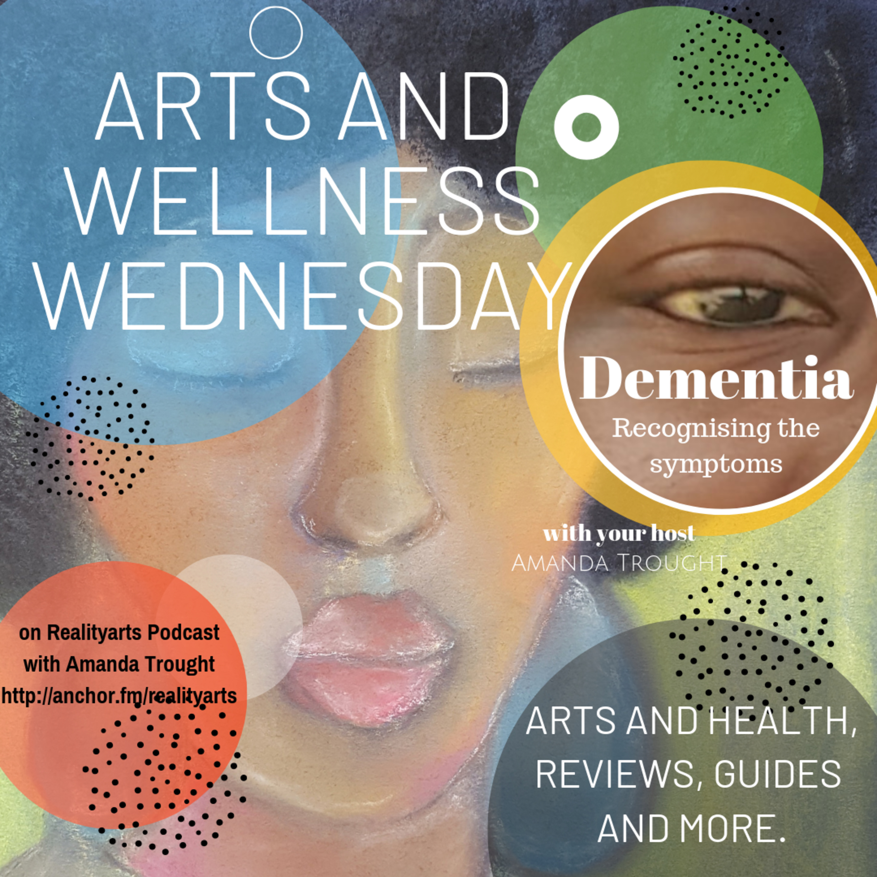 Art and Wellness Wednesday - Dementia Recognizing the Symptoms