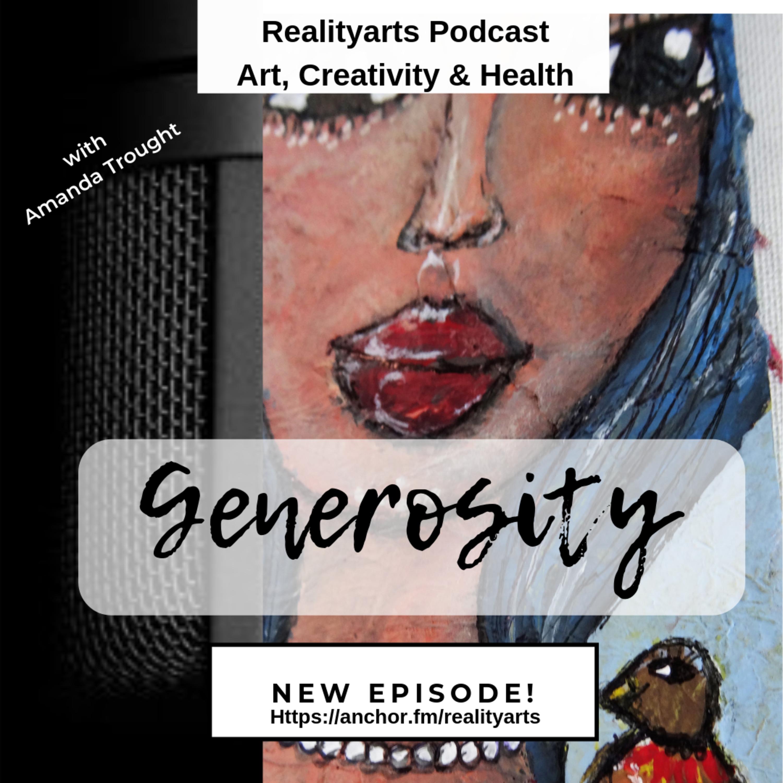 Creating in Faith - Generosity