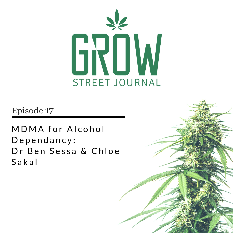 MDMA for Alcohol Dependency - Dr Ben Sessa & Chloe Sakal