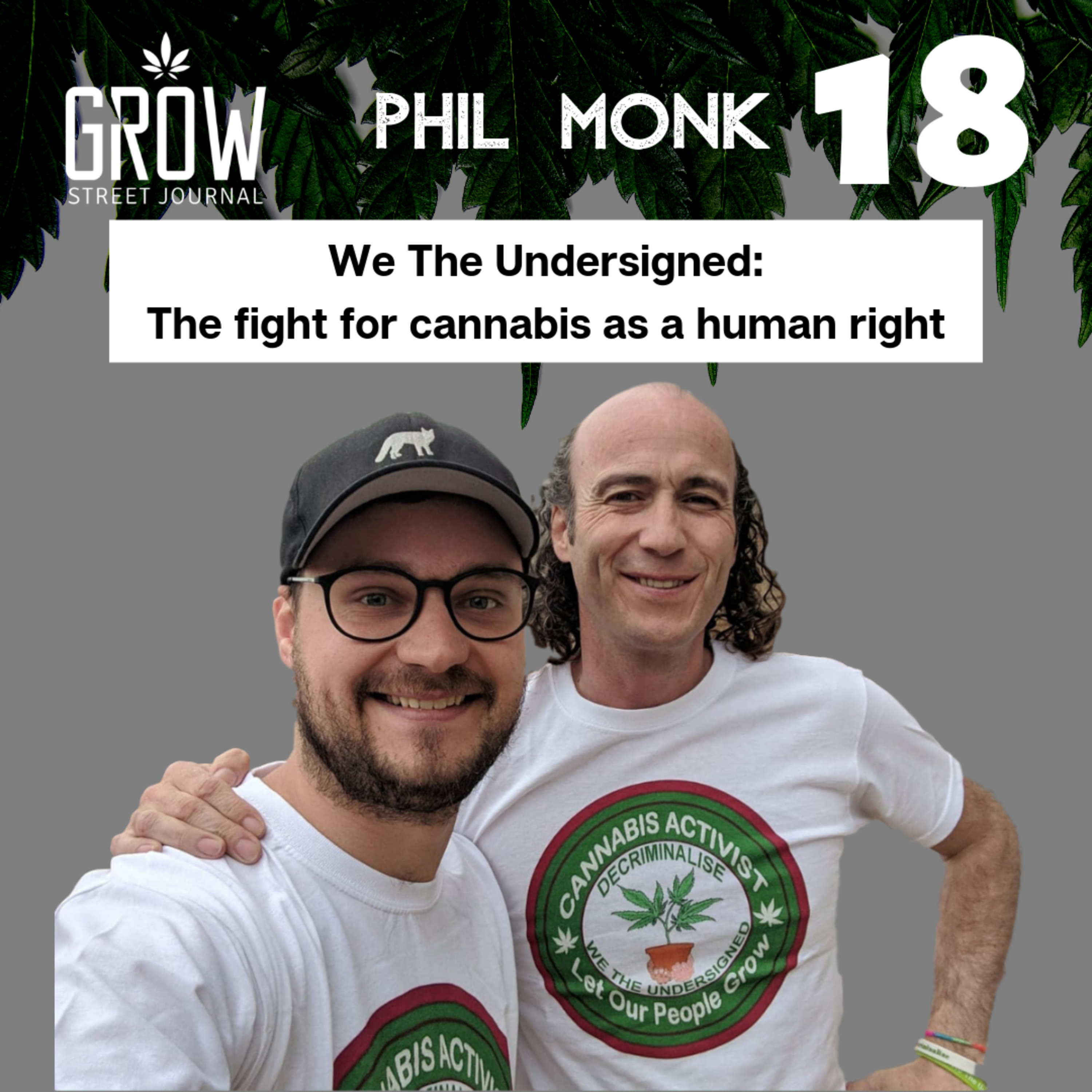We The Undersigned - Phil Monk