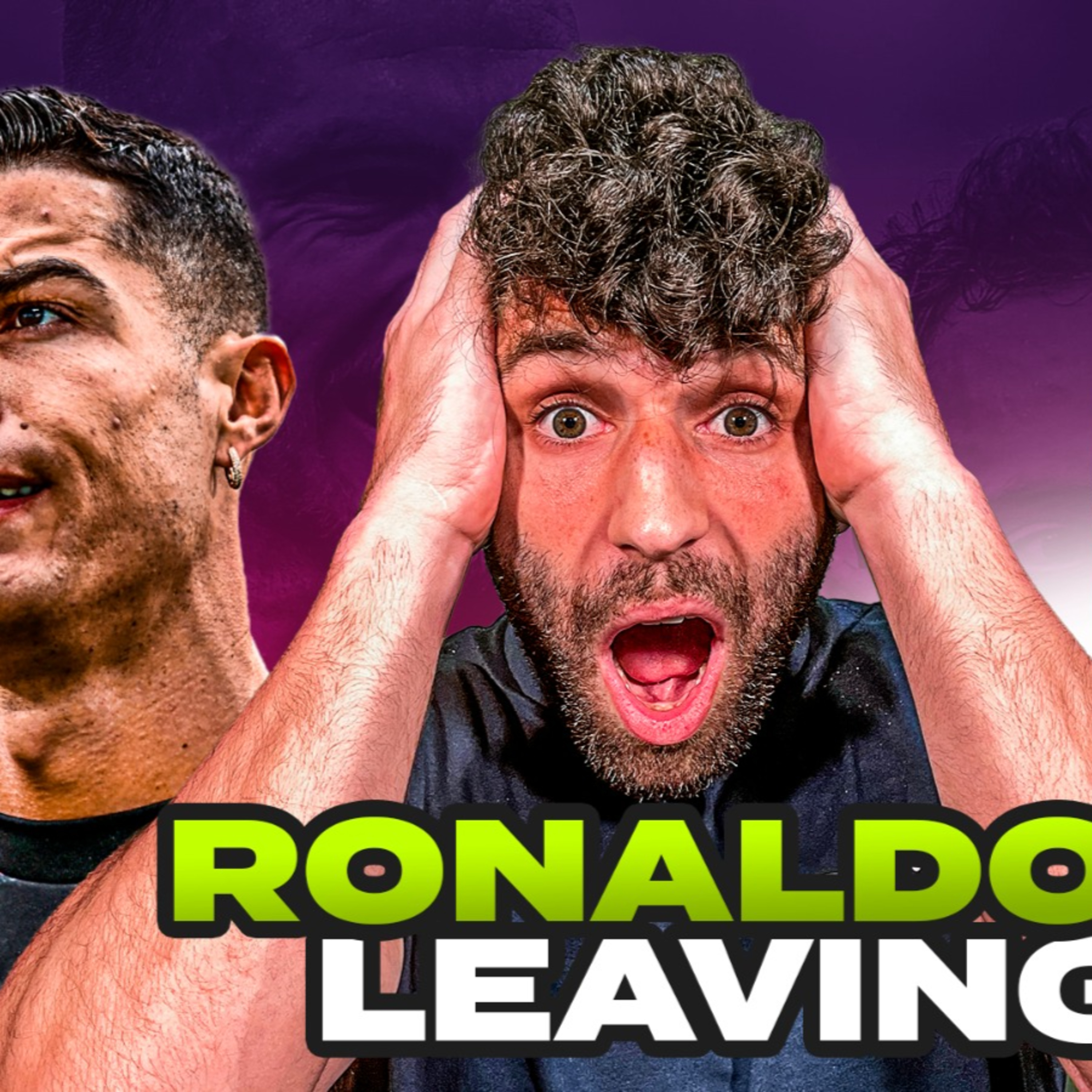 IS RONALDO FORCING A MOVE OUT OF JUVENTUS?   #177