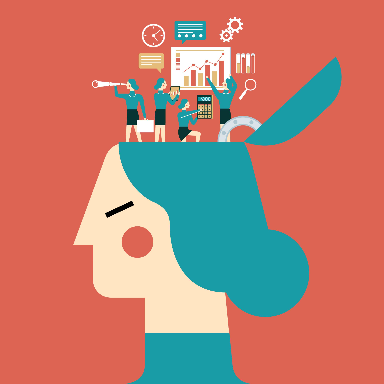 女人发现自己的领导力,要经历些什么?