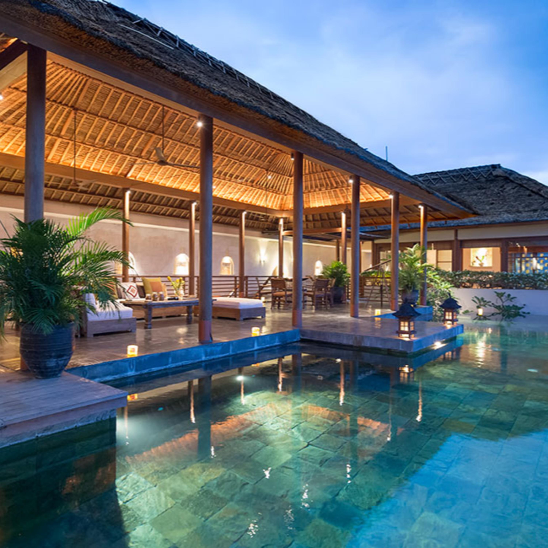 Eps. 13 | Villa Review | The Long House Villa, Jimbaran Bali
