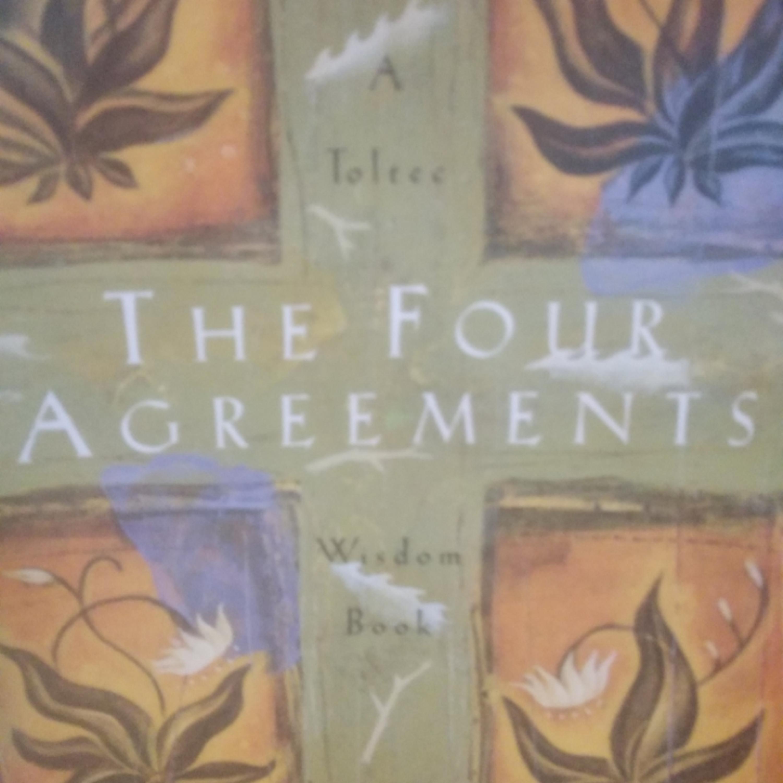 Čtu vám v angličtiněv - 4 dohody - nehřešte slovem