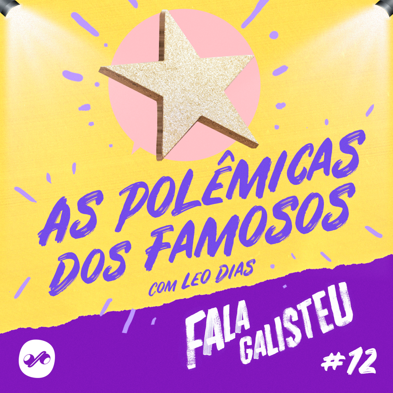 As polêmicas dos famosos com Leo Dias