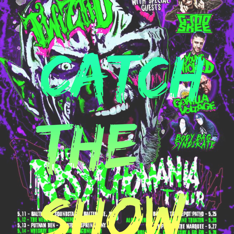 Episode 48: Twiztid -The Psychomania Tour 2017