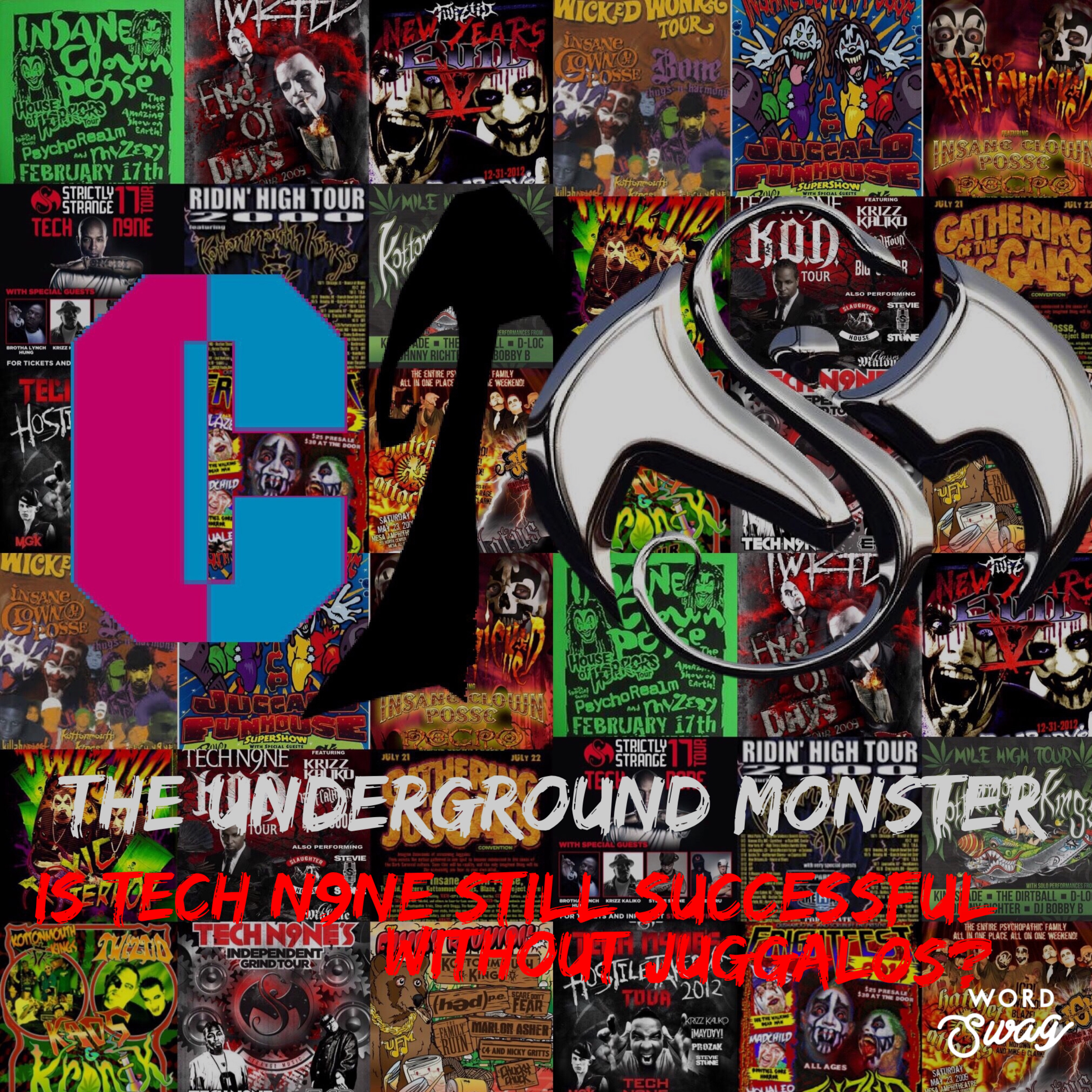 The Underground Monster Ep. 5: Is Tech N9ne Still Successful Without Juggalos?