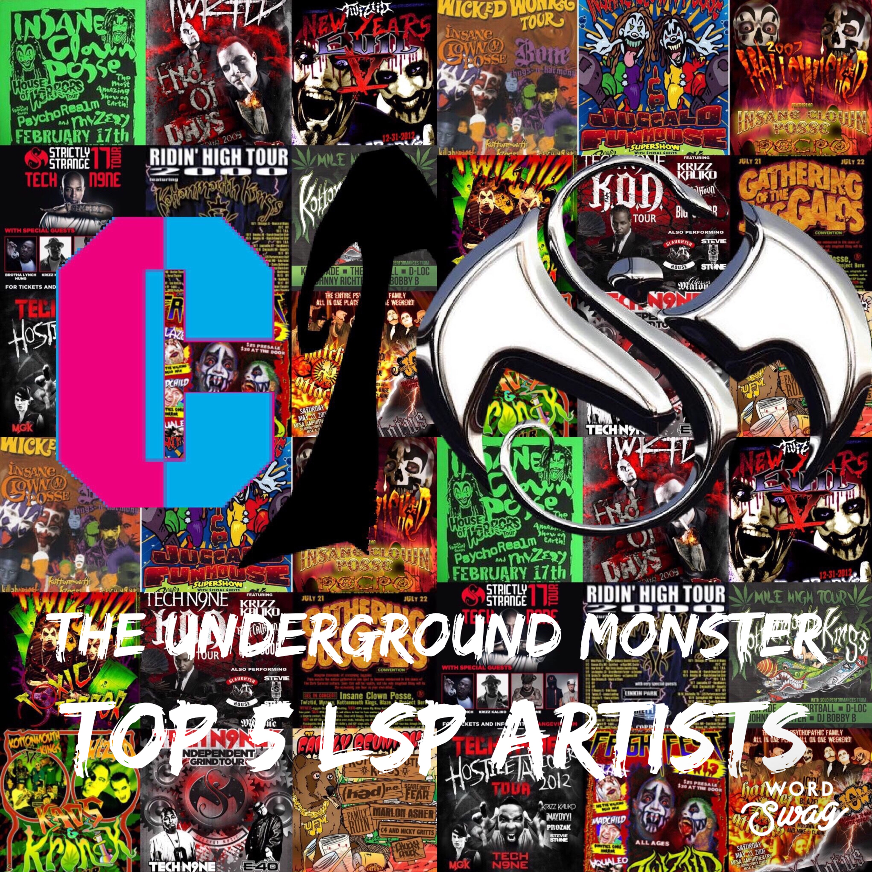 The Underground Monster Ep. 6: Top 5 LSP Artists