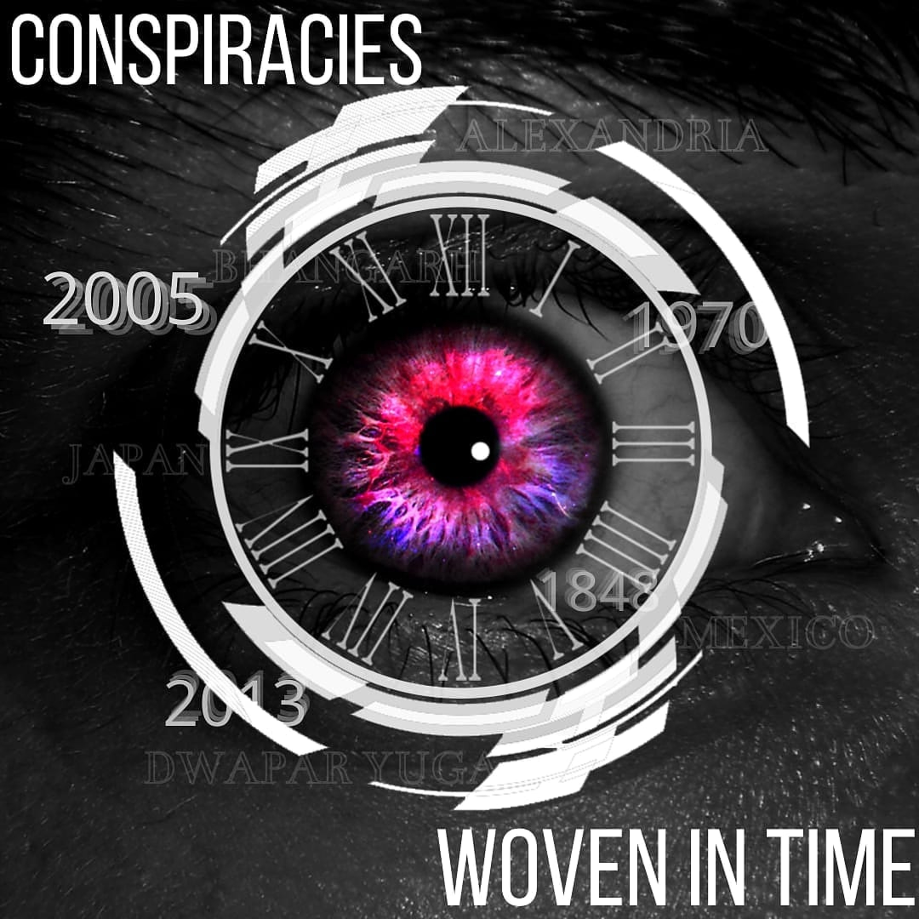 Conspiracies Woven in time- Shores of Japan