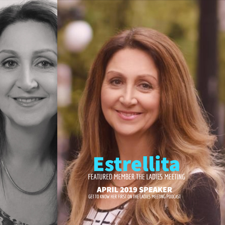 Estrellita Gonzalez - Feature member April 2019