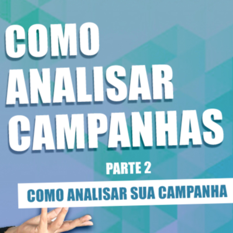 COMO ANALISAR CAMPANHAS   SABRINA NUNES