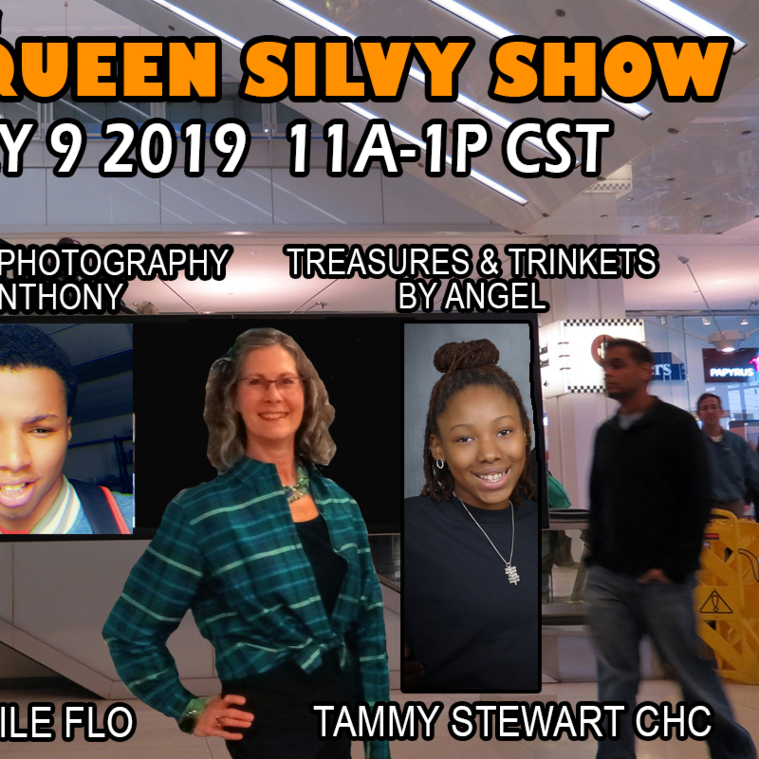 The Queen Silvy Show - July 9 2019