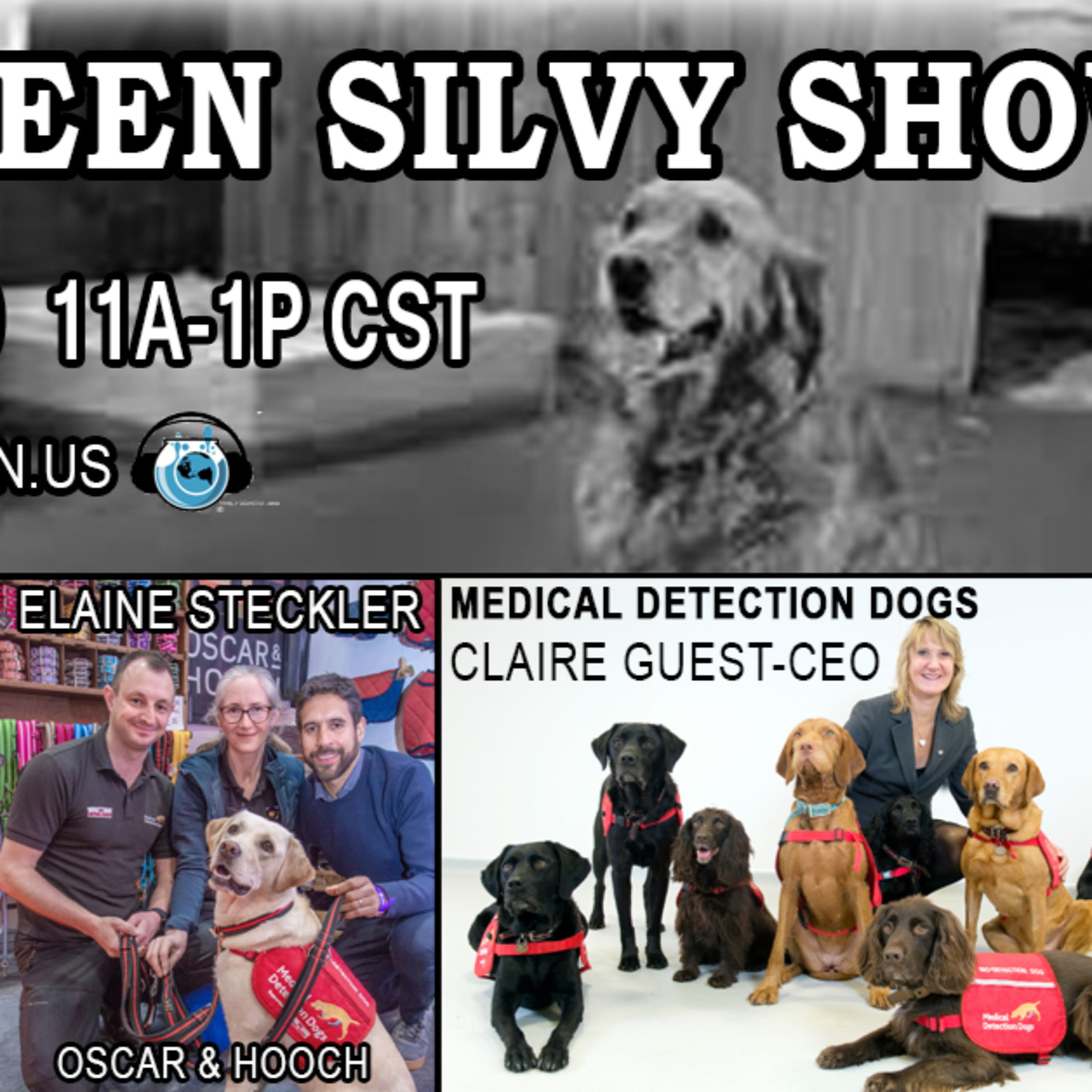 The Queen Silvy Show - July 30 2019